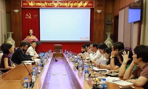 Respaldara la OIT al Seguro Social de Vietnam en formacion del personal hinh anh 1