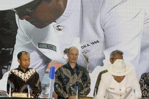 Desarrollara Indonesia locomotoras de biocombustibles hinh anh 1