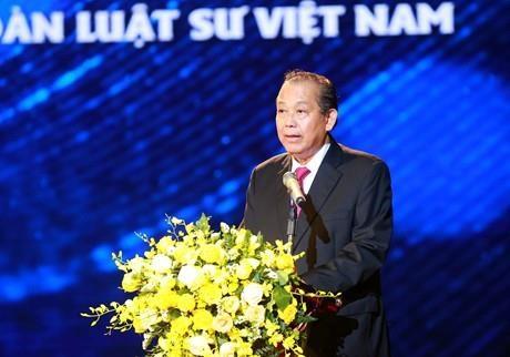 Conmemoran Dia Tradicional del Abogado de Vietnam hinh anh 1