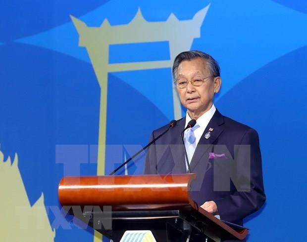 Revisara Camara de Representantes de Tailandia el proyecto de presupuesto para 2020 hinh anh 1