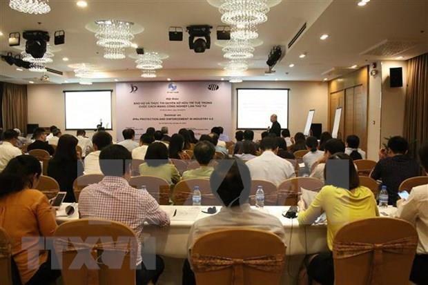 Debaten en Vietnam sobre proteccion de la propiedad intelectual hinh anh 1