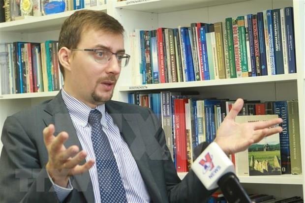 Califican a Vietnam como socio natural de Rusia en su politica hacia el Este hinh anh 1