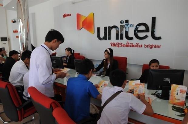 Grupo vietnamita Viettel lanzara servicio 5G en Laos hinh anh 1