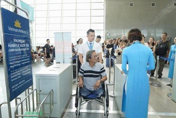 Lanza Vietnam Airlines formulario en linea de registro de servicios especiales hinh anh 1