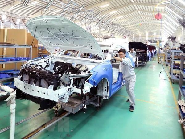 Registrara mercado vietnamita del automovil nuevo record de ventas en 2019 hinh anh 1