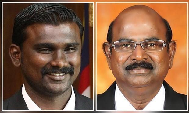 Arrestan en Malasia a dos politicos del partido gobernante hinh anh 1