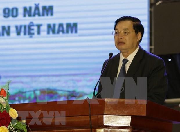 Entregan premios de concurso de conocimientos sobre Partido Comunista de Vietnam hinh anh 1