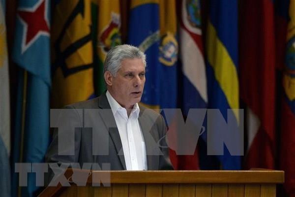 Felicita Vietnam a nuevos lideres de Cuba hinh anh 1