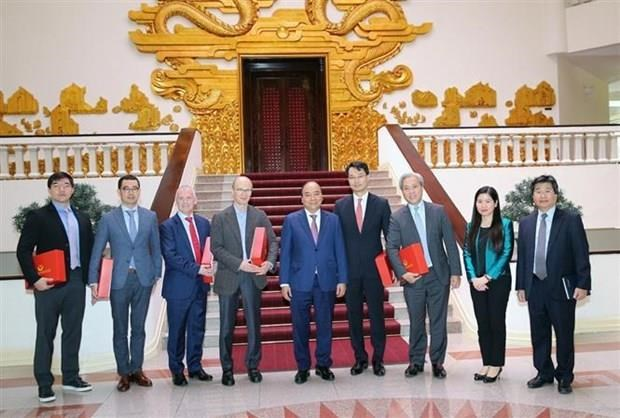 Promete Vietnam optimas condiciones para inversores extranjeros hinh anh 1
