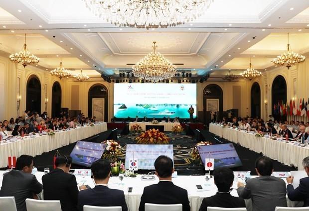 Aporta Vietnam iniciativas durante conferencia de jefes aduaneros de Asia-Europa hinh anh 1