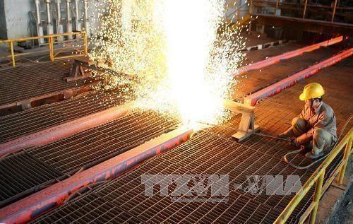 Grupos vietnamita y japones intensifican cooperacion en suministro de acero hinh anh 1