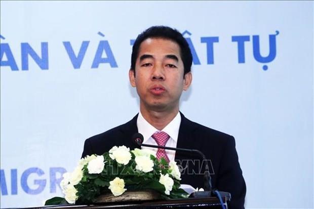 Debaten en Vietnam cumplimiento del Pacto Mundial sobre Migracion Segura hinh anh 1