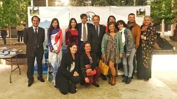 Universidad de Francia lanza diploma en estudios sobre Vietnam hinh anh 1