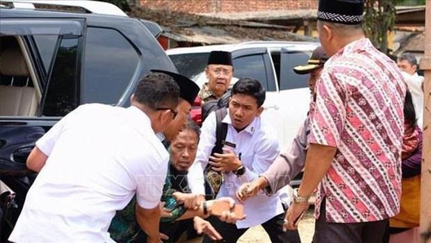 Degradan a oficiales indonesios por violaciones de sus esposas de Ley de Informacion Electronica hinh anh 1