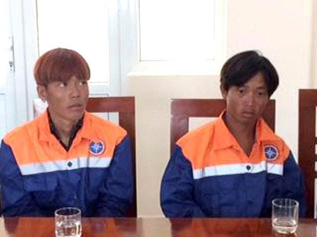 Embarcacion de Panama rescata a pescadores vietnamitas accidentados en el mar hinh anh 1