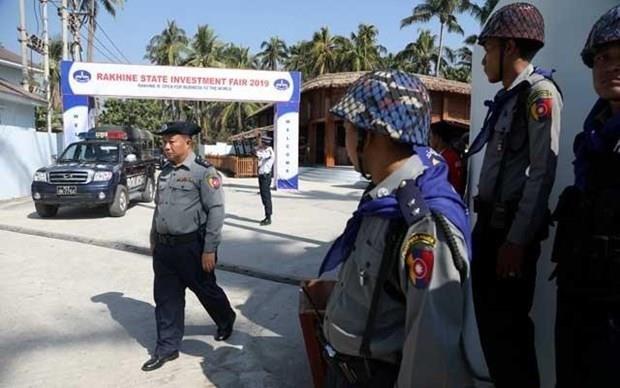 Myanmar: 31 pasajeros secuestrados por insurgentes en el estado de Rakhine hinh anh 1