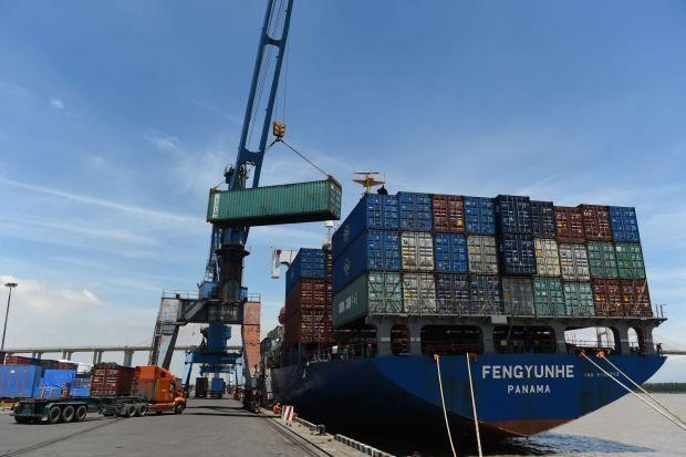 Regresan las inversiones chinas a la ASEAN hinh anh 1