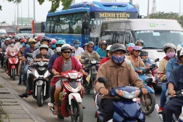 Se mantiene Ciudad Ho Chi Minh como la urbe mas poblada de Vietnam hinh anh 1
