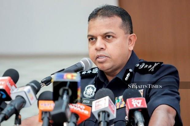 Detecta Malasia grandes transacciones financieras para grupos extremistas hinh anh 1
