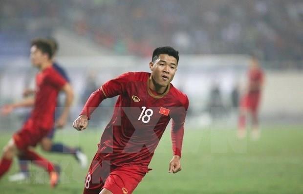 Seleccion sub22 de Vietnam empata 1-1 con EAU en partido amistoso hinh anh 1