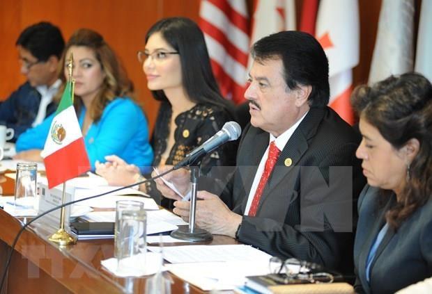 Intercambian Vietnam y Mexico experiencias legislativas en asuntos culturales y educativos hinh anh 2