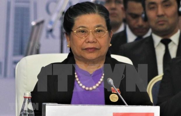 Asiste Vietnam a Asamblea 141 de Union Interparlamentaria hinh anh 1