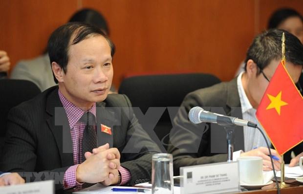 Intercambian Vietnam y Mexico experiencias legislativas en asuntos culturales y educativos hinh anh 1