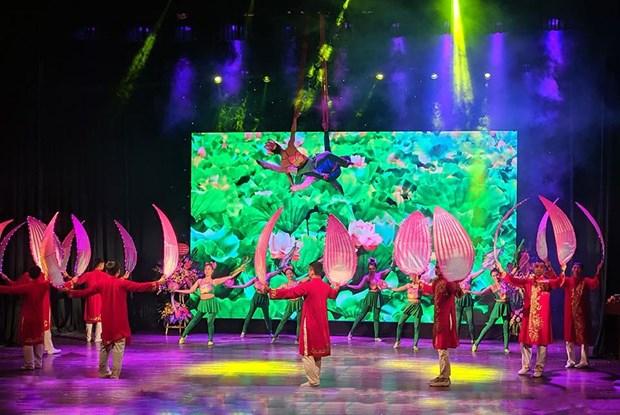 Premian en Vietnam las obras ganadoras del Festival Internacional de Teatro Experimental hinh anh 1