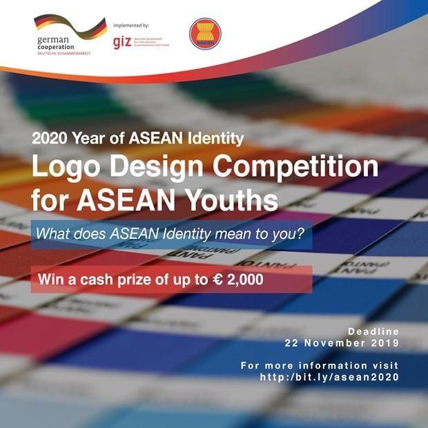 Organizan Concurso de Diseno de logotipos de ASEAN 2020 hinh anh 1