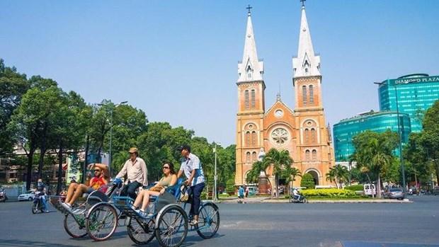 Promueven cooperacion turistica entre ciudades de la subregion del rio Mekong hinh anh 1