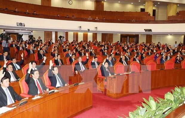 XI pleno del Comite Central, crucial evento preparatorio para el XIII Congreso Nacional del Partido Comunista de Vietnam hinh anh 1