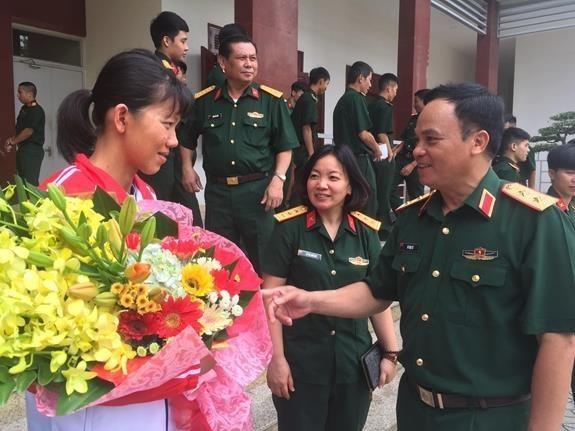 Participara Vietnam en los Juegos Mundiales Militares 2019 hinh anh 1