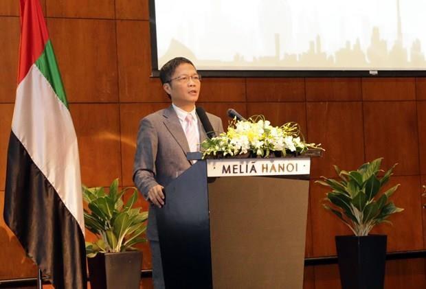 Impulsan Vietnam y EAU cooperacion economica, comercial e inversionista hinh anh 1