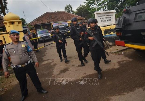 Arrestan en Indonesia a 22 presuntos terroristas hinh anh 1