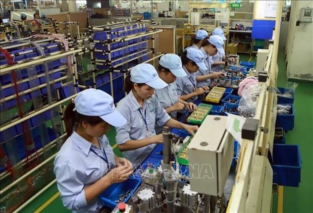 Atrae la provincia vietnamita de Vinh Phuc mas de 280 proyectos de IED hinh anh 1