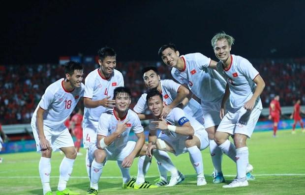 Continua Vietnam racha invicta en eliminatoria asiatica de Copa Mundial hinh anh 1