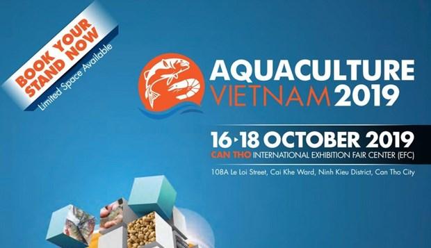 Nutrida participacion en Exposicion Internacional de Acuicultura de Vietnam hinh anh 1
