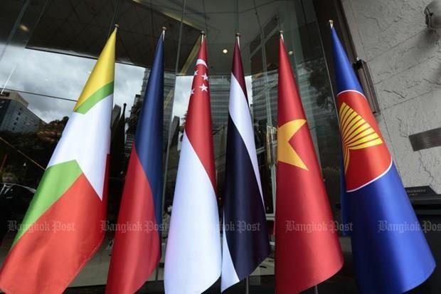 Se prepara Tailandia para celebrar la XXXV Cumbre de la ASEAN hinh anh 1