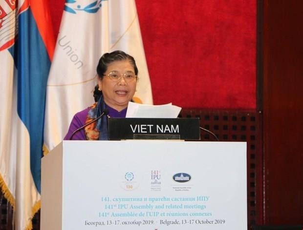 Reafirma Vietnam profundo interes en proteccion del orden global basado en las leyes hinh anh 1