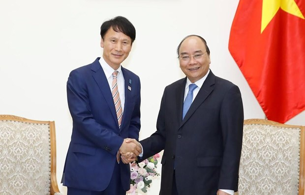 Premier vietnamita aboga por incrementar inversiones japonesas en su pais hinh anh 1