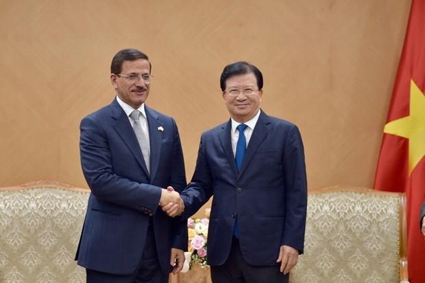 Proyectan Vietnam y EAU ampliar cooperacion multifacetica hinh anh 1
