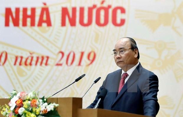Califican a las empresas estatales como las protectoras de los lineamientos economicos de Vietnam hinh anh 1