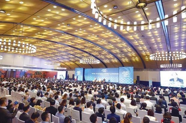 Inician Cumbre Empresarial de Vietnam 2019 hinh anh 1