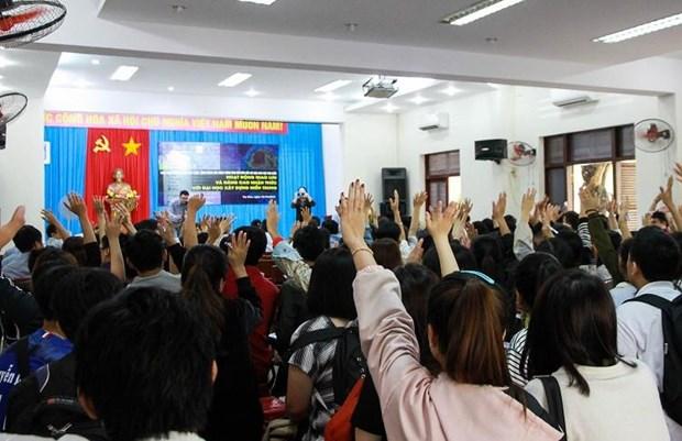 Apoya PNUD a concientizacion sobre el cambio climatico en Vietnam hinh anh 1