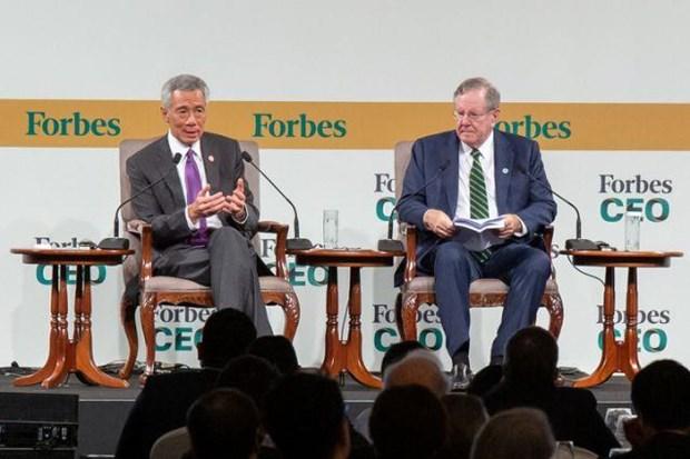 Pronostica primer ministro de Singapur ligero crecimiento economico en 2019 hinh anh 1