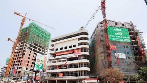 Aumentan en Camboya inversiones en construccion en primeros nueve meses de 2019 hinh anh 1