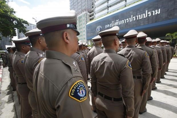 Refuerza Tailandia seguridad por XXXV Cumbre de la ASEAN hinh anh 1