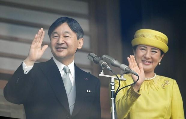 Asistira primer ministro de Vietnam a coronacion imperial de Japon hinh anh 1