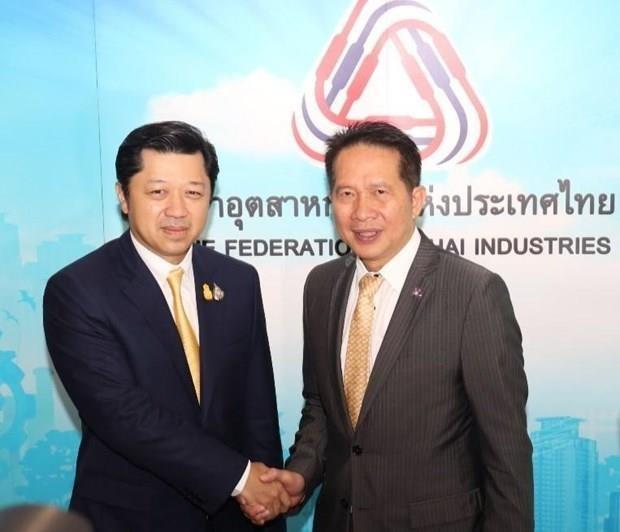 Busca Tailandia convertirse en centro de innovacion digital en la ASEAN hinh anh 1