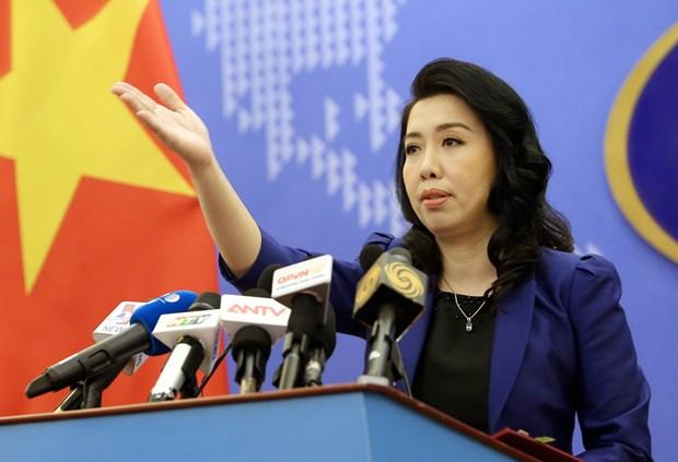 Adopta Vietnam medidas drasticas contra la pesca ilegal hinh anh 1